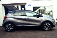 USED 2015 15 RENAULT CAPTUR 1.5 DYNAMIQUE S MEDIANAV ENERGY DCI S/S 5d 90 BHP STUNNING RENAULT CAPTUR DIESEL WITH ZERO ROAD TAX AND GREAT MPG