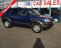 USED 2006 56 HYUNDAI TUCSON 2.0 CDX CRTD 4WD 5d 138 BHP NO DEPOSIT AVAILABLE, DRIVE AWAY TODAY!!