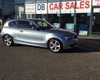 2010 BMW 1 SERIES 2.0 116I SPORT 3d 121 BHP £4995.00