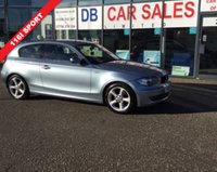 USED 2010 10 BMW 1 SERIES 2.0 116I SPORT 3d 121 BHP NO DEPOSIT AVAILABLE, DRIVE AWAY TODAY!!
