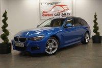 2013 BMW 3 SERIES 3.0 330D M SPORT TOURING 5d AUTO 255 BHP £16361.00