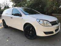 USED 2010 10 VAUXHALL ASTRAVAN 1.3 CDTI 90PS CLUB **NO VAT**