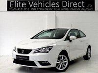 2014 SEAT IBIZA 1.4 TOCA 3d 85 BHP £5791.00