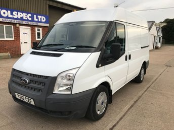 2012 FORD TRANSIT 2.2 280 SWB MED ROOF 100 BHP AIR CON £6250.00