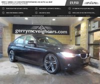 "USED 2013 63 BMW 3 SERIES 2.0 320D EFFICIENTDYNAMICS 4d AUTO 161 BHP 19"" BMW M4 Style alloys incl in price!!"
