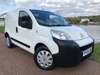 USED 2010 59 CITROEN NEMO 1.4 610 LX HDI 4d 68 BHP ELECTRIC WINDOWS, AIR CON