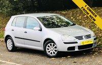 2005 VOLKSWAGEN GOLF 1.9 SE TDI 5d 103 BHP £3000.00
