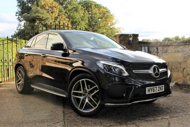 View our 2017 67 MERCEDES-BENZ GLE-CLASS 3.0 GLE350 AMG Line (Premium Plus) 9G-Tronic 4MATIC (s/s) 4dr