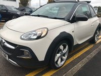 USED 2015 15 VAUXHALL ADAM 1.2 ROCKS AIR with £1750 of EXTRAS!