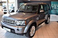 USED 2011 61 LAND ROVER DISCOVERY 4 3.0 4 SDV6 XS 5d AUTO 255 BHP COMMAND SHIFT LOW-MILES ONE OWNER