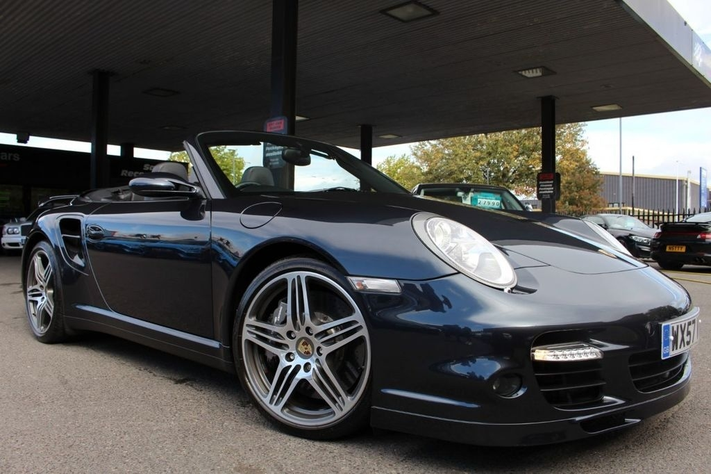 View our 2007 57 PORSCHE 911 3.6 TURBO TIPTRONIC S 2d AUTO 474 BHP +SPORTS CHRONO+CERAMIC BRAKES+