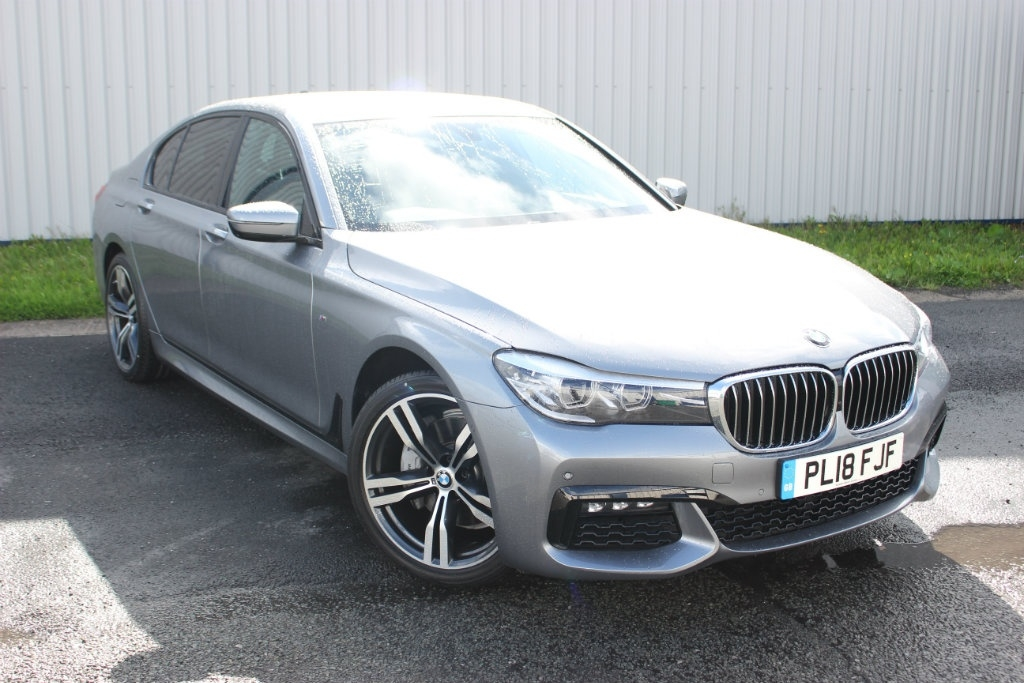 View our 2018 18 BMW 7 SERIES 3.0 4dr
