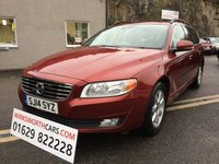 2014 VOLVO V70 2.0 D4 BUSINESS EDITION 5d 178 BHP £9695.00