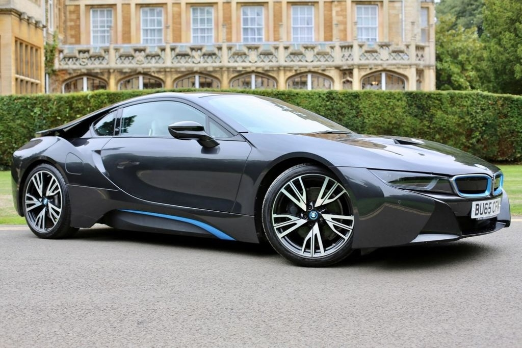 View our 2015 65 BMW I8 1.5 I8 2d AUTO 228 BHP