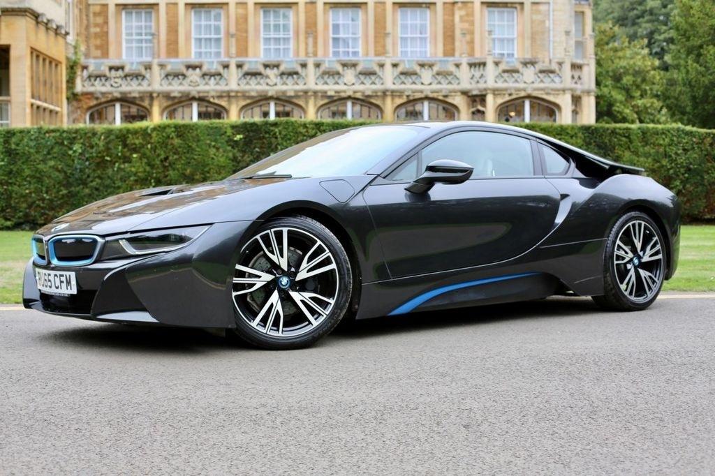 BMW I8 at Click Motors