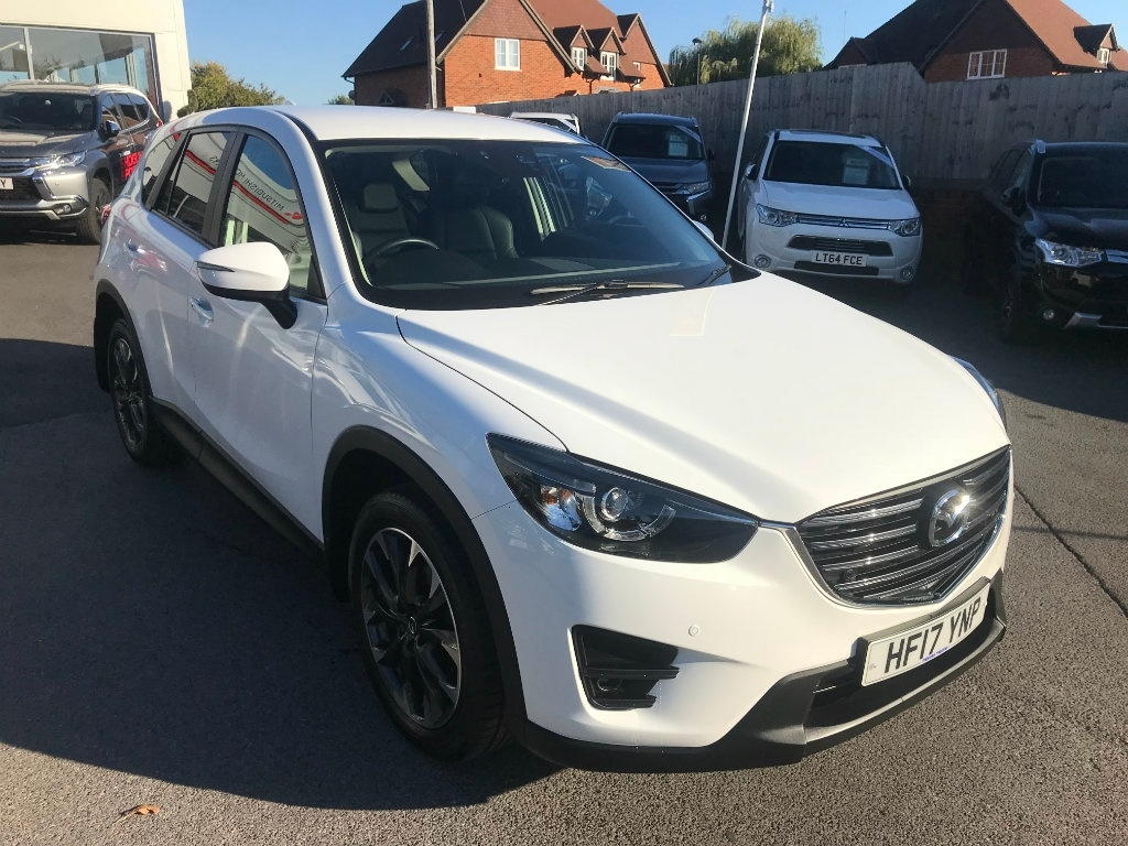 View our 2017 17 MAZDA CX-5 2.0 Sport Nav 2WD (s/s) 5dr