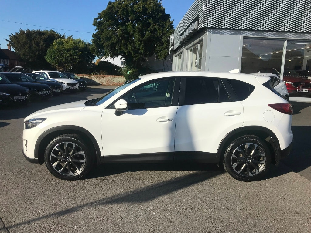 MAZDA CX-5 at Click Motors