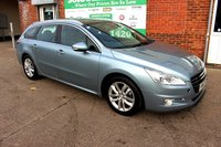 USED 2012 12 PEUGEOT 508 1.6 HDI SW ACTIVE 5d 112 BHP