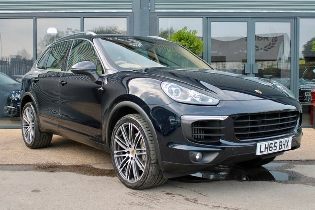 View our 2015 65 PORSCHE CAYENNE 3.6 S Tiptronic S AWD 5dr