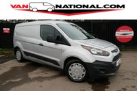 2016 FORD TRANSIT CONNECT 1.5 210 ECONETIC P/V L2 100 BHP (AIR CONDITIONING LONG WHEEL BASE) £9895.00