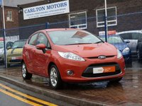 USED 2011 61 FORD FIESTA 1.4 ZETEC TDCI 5d 69 BHP £20 ROAD TAX ~ BLUETOOTH ~ MEDIA & DAB ~ VOICE CONTROL~ PARKING AID ~ AIR CONDITONING ~