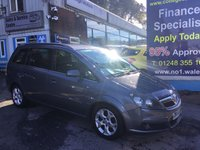 USED 2006 56 VAUXHALL ZAFIRA 1.9 DESIGN CDTI 5d 120 BHP, 115000 miles, 3 Owners ***GREAT FINANCE DEALS AVAILABLE***