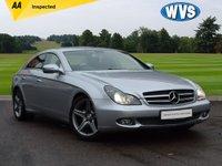 2009 MERCEDES-BENZ CLS CLASS 3.0 CLS350 CDI GRAND EDITION 4d AUTO 224 BHP £7999.00