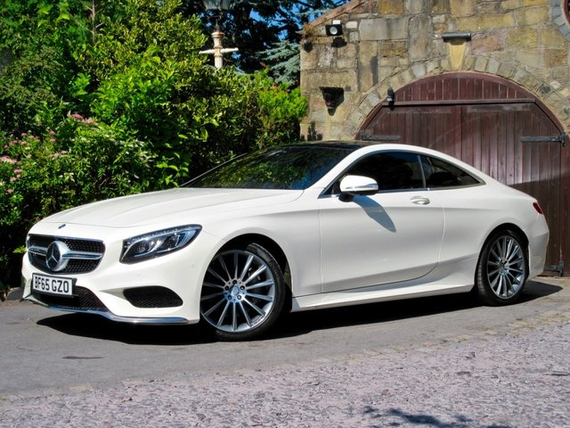 View our 2015 65 MERCEDES-BENZ S CLASS 4.7 S500 AMG Line (s/s) 2dr
