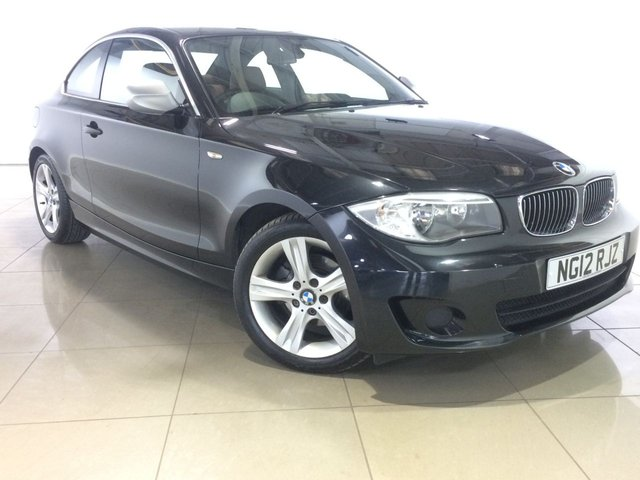 View our 2012 12 BMW 1 SERIES 2.0 118D EXCLUSIVE EDITION 2d AUTO 141 BHP