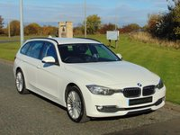 2014 BMW 3 SERIES 2.0 320D XDRIVE LUXURY TOURING 5d 181 BHP £12990.00