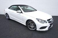 2013 MERCEDES-BENZ E CLASS 2.1 E250 CDI AMG SPORT 2d AUTO 204 BHP £15991.00