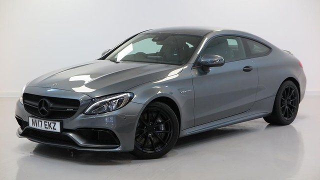 View our 2017 17 MERCEDES-BENZ C-CLASS 4.0 AMG Coupe Speedshift New Mod 2dr