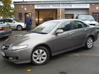 2007 HONDA ACCORD 2.2 I-CTDI EXECUTIVE 4d 140 BHP £1395.00