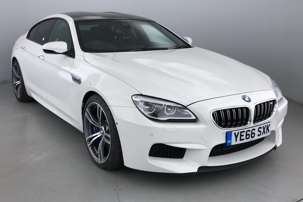 View our 2016 66 BMW 6 SERIES 4.4 4dr