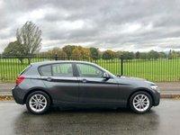 2011 BMW 1 SERIES 2.0 118D SE 5d AUTO 141 BHP £8495.00