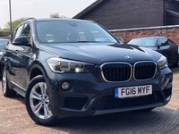 2016 BMW X1 2.0 XDRIVE18D SE 5dr 150 BHP 4WD £13400.00
