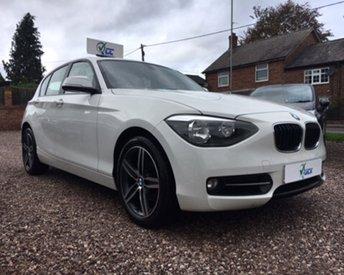2013 BMW 116 116D SPORT £11695.00