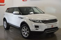USED 2012 12 LAND ROVER RANGE ROVER EVOQUE 2.2 TD4 PURE 4WD 5d 150 BHP 1 OWNER + FULL LAND ROVER HISTORY + PAN ROOF + 4 WHEEL DRIVE