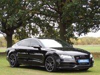 2011 AUDI A7 3.0 TDI S LINE 5d AUTO 204 BHP £16990.00