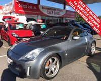2004 NISSAN 350 Z 3.5 V6 3d 277 BHP COUPE FULL SERVICE HISTORY £4995.00