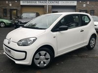 2013 VOLKSWAGEN UP 1.0 TAKE UP 3d 59 BHP £3495.00
