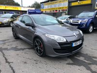 2011 RENAULT MEGANE 2.0 RENAULTSPORT CUP 3 DOOR 320 BHP IN GREY WITH ONLY 38000 MILES £9999.00