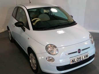2009 FIAT 500 1.2 POP 3d 69 BHP £2995.00