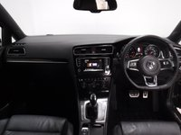 USED 2014 14 VOLKSWAGEN GOLF 2.0 GTD DSG 5d AUTO 182 BHP FULLY LOADED WITH EVERY EXTRA, DSG, LEATHER. SAT NAV,