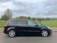 2012 FORD S-MAX 2.0 TITANIUM X SPORT TDCI 5d AUTO 161 BHP £11995.00