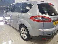 USED 2011 11 FORD S-MAX 2.0 TITANIUM TDCI 5d+7 SEATS+LED LIGHTS+ALLOYS+SERVICE HISTORY+
