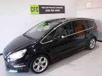 USED 2012 12 FORD S-MAX 2.2 TITANIUM X SPORT TDCI 5d 197 BHP EXCELLENT VALUE FOR MONEY WITH THESE MILES AND THIS SPEC. CALL NOW NOW 0151 523 4000