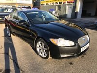 USED 2011 11 JAGUAR XF 3.0 V6 LUXURY 4d AUTO 240 BHP IN SOLID BLACK WITH BLACK LEATHER AND ONLY 75000 MILES APPROVED CARS ARE PLEASED TO OFFER THIS JAGUAR XF 3.0 V6 LUXURY 4d AUTO 240 BHP IN SOLID BLACK WITH BLACK LEATHER INTERIOR IN GREAT CONDITION WITH ALL THE EXTRAS THESE VERY POPULAR JAGUARS HAVE AS STANDARD WITH A FULL SERVICE HISTORY AND AT A VERY SENSIBLE PRICE.