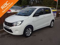 USED 2015 65 SUZUKI CELERIO 1.0 SZ3 5dr, One Owner! YES ONLY 26,000 MILES FROM NEW, LONG MOT, £0 ROAD TAX!