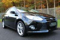 USED 2014 63 FORD FOCUS 2.0 TITANIUM X TDCI 5d AUTO 161 BHP A STUNNING ONE OWNER, HIGH SPEC FOCUS WITH A LOW MILEAGE!!!